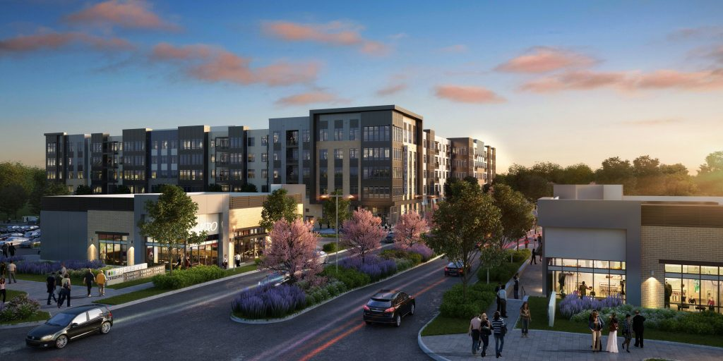 Northwood Ravin Begins Leasing Efforts on Their First Northern Virginia Project   Chantilly, Virginia